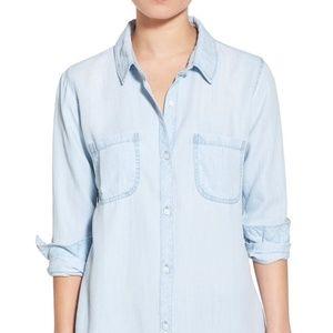 Rails 'Carter' Chambray Rayon Shirt
